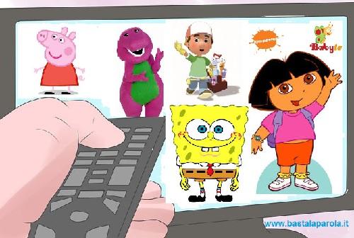 i testimonial pubblicitari per i bambini