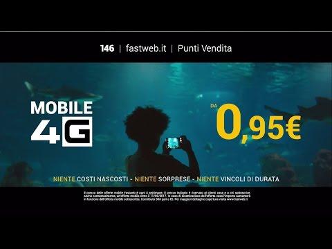 Niente sarà più come prima con il nuovo Mobile 4G di Fastweb