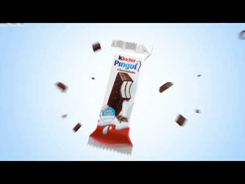 Kinder Pinguì Cioccolato - 6 sec