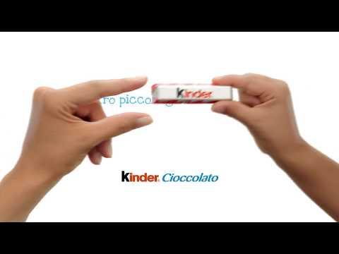 Kinder Cioccolato - spot 15 sec