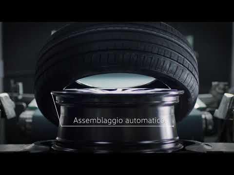 Ruote complete Volkswagen - Volkswagen 2017
