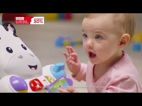 Zebra Primi Passi | Fisher-Price