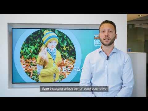 Sistema operativo Tizen – Maggior potenza e flessibilità