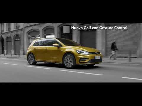 Nuova Golf Sport 1.6 TDI – Volkswagen 2018