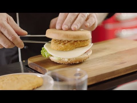 McDonald's - My Selection ricetta CHICKEN
