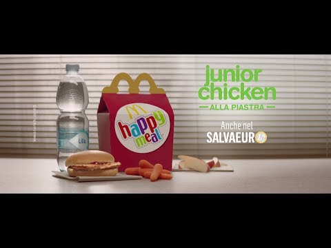 McDonald's - Happy Meal: Junior Chicken