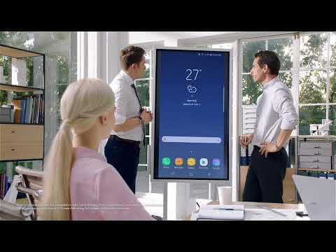 Samsung Flip: una nuova idea di riunione.
