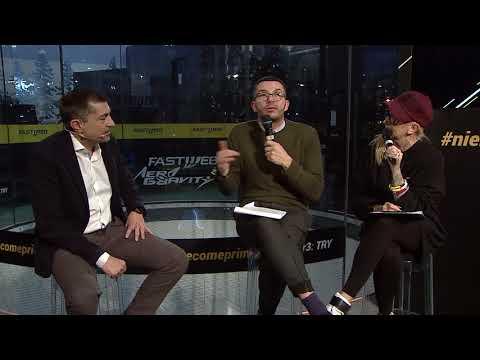 In diretta da Aero Gravity l'intervista della Pina e Diego a Roberto Chieppa