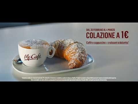 McDonald's - La prossima settimana colazione a 1€.