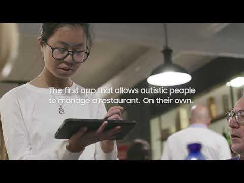 Samsung- PizzAut Application (ENG)