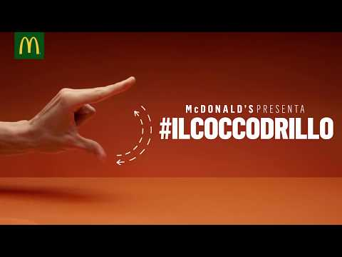 McDonald's - Le Ricche Fries #ilcoccodrillo