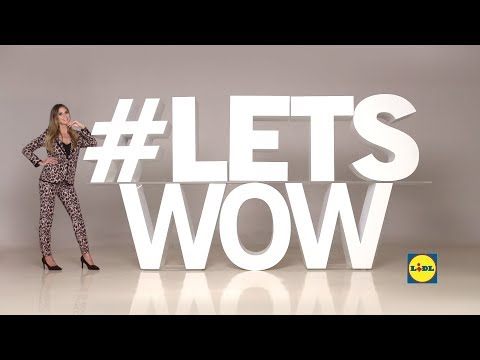 #LETSWOW with LIDL