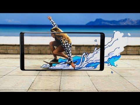 Fai le cose in grande con Samsung Galaxy Note8 – Spot TV
