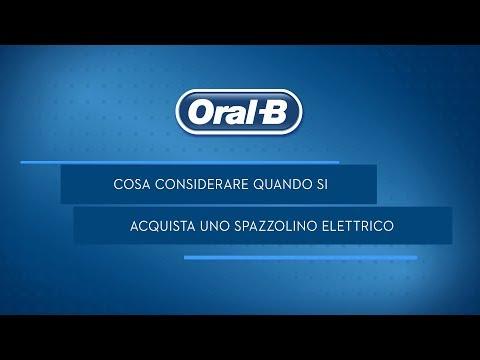 Come scegliere lo spazzolino elettrico Oral-B?