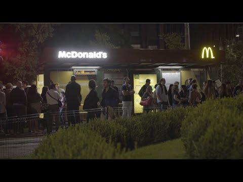 McDonald's – McDelivery