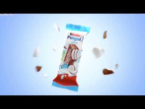 Kinder Pinguì Cocco - 6 sec