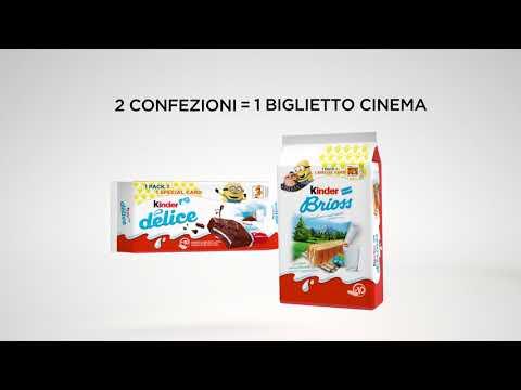 Kinder e Ferrero insieme a Cattivissimo Me 3 - Promo Forni 15 sec