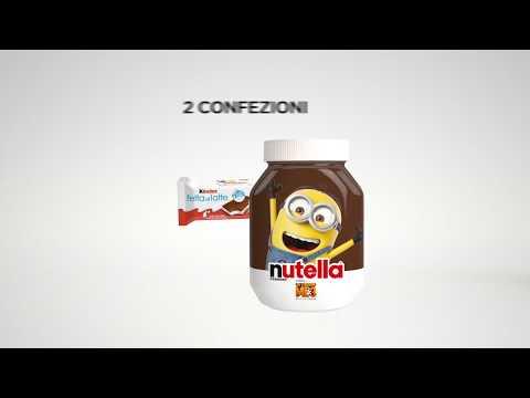 Kinder e Ferrero insieme a Cattivissimo Me 3 - Promo KF 15 sec