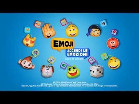 Happy Meal: Emoji, Accendi le Emozioni.