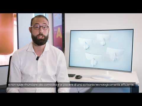 Nuovo Monitor Curvo C27H711 con tecnologia Quantum Dot: la curva è il nuovo standard