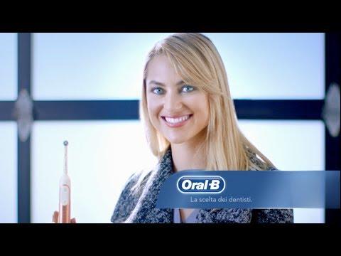 Sbiancamento dei denti con spazzolini elettrici Oral-B Genius