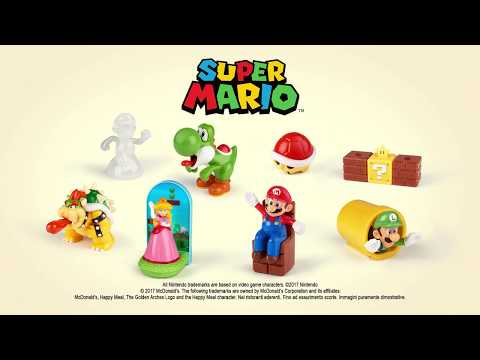 Happy Meal: Supermario