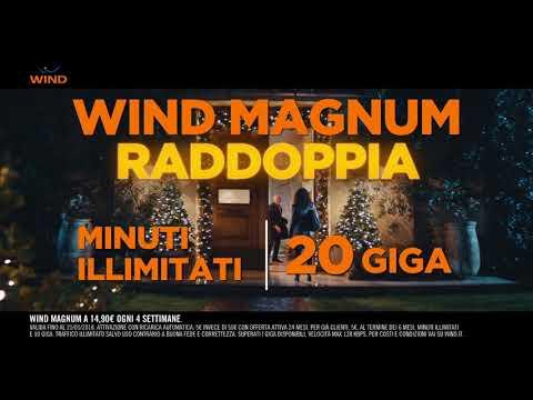 A Natale Wind Magnum RADDOPPIA