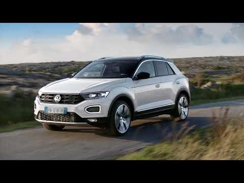 T-Roc. Born Confident. – Il primo crossover compatto Volkswagen.
