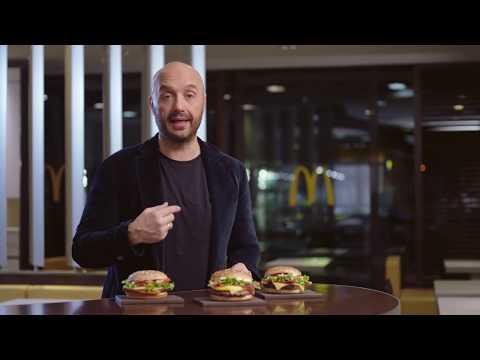 McDonald's – #MySelectionIs