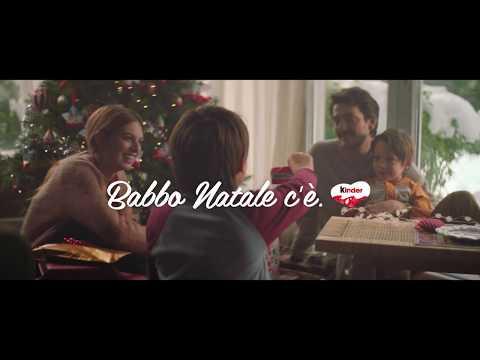 Kinder Natale 2017 - Aspettando Natale - spot 30 sec