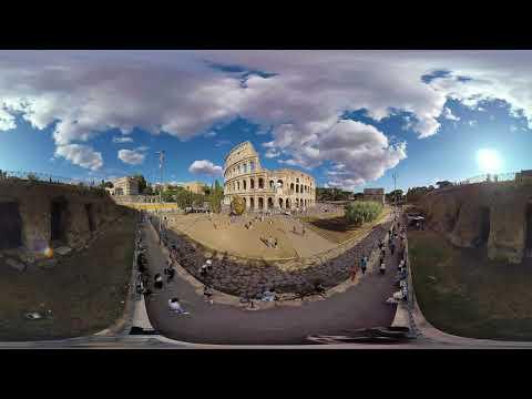Roma Experience - La città di Roma a 360°