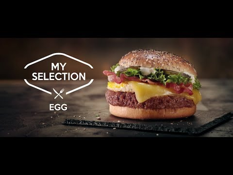McDonald's – My Selection EGG