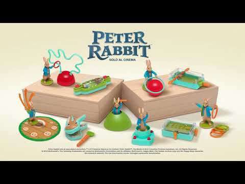 Happy Meal: Peter Rabbit