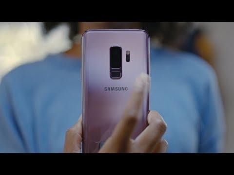 Samsung presenta i nuovi Galaxy S9 | S9+