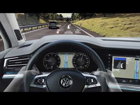 Head up-Display - Volkswagen 2018