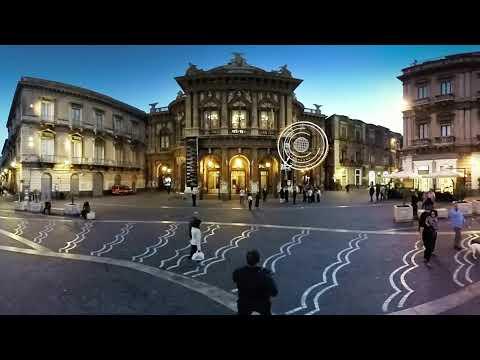 Catania Experience - La città di Catania a 360°