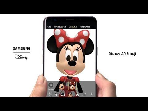Scopri le nuove AR Emoji su Galaxy S9 | S9+