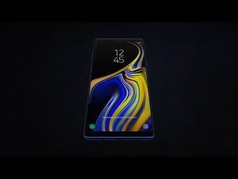Samsung presenta il nuovo Galaxy Note9