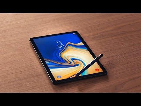 Galaxy Tab S4. La rivoluzione dell'esperienza Tablet.