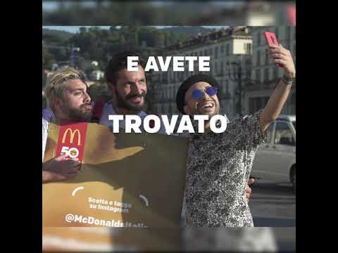McDonald's - La ricerca di Big Mac