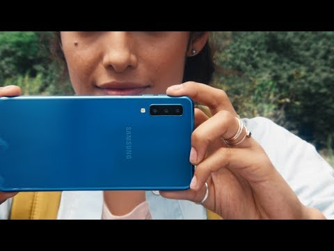 Galaxy A7 | Scopri la tripla fotocamera