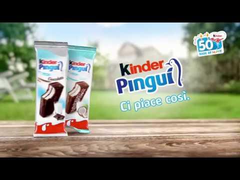 Kinder Pinguì - spot 6 sec