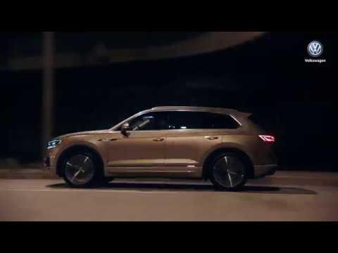 Nuova Touareg. Onroad. Offroad. Online. - Volkswagen 2018
