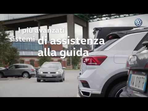 I sistemi di assistenza alla guida di T-Roc - Volkswagen 2018