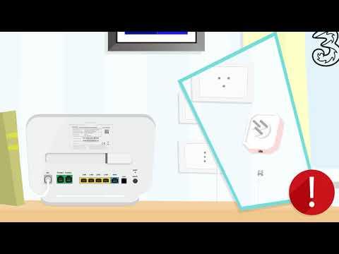 Come installare il Modem Tre HOME&LIFE HUB per navigare con Internet a casa in FTTC