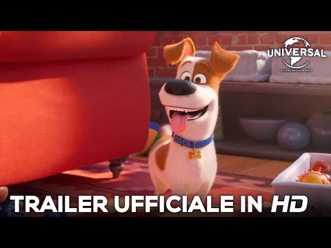 PETS 2 – VITA DA ANIMALI: Trailer 1 [HD]