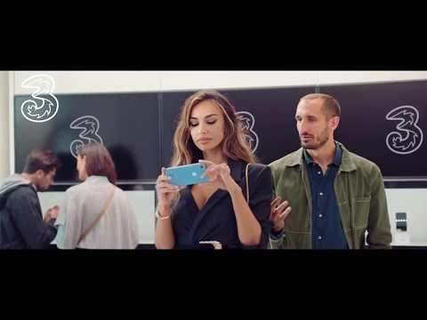 iPhone XR è arrivato nei 3Store.