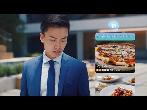 Bixby | L'assistente intelligente di Samsung