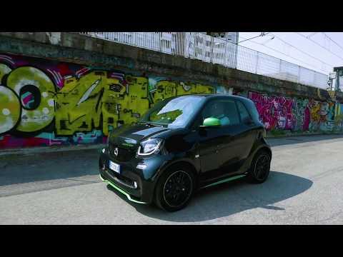 smart electric drive - Ricarica