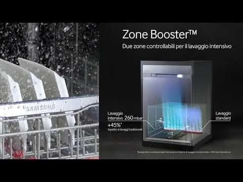 Samsung Lavastoviglie WaterWall™ -  La pulizia professionale che sognavi